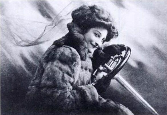 Mujeres que inventaron accesorios para los autos