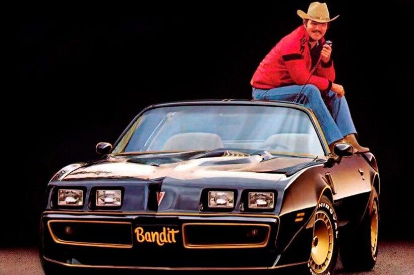 El Pontiac Firebird de Smokey and the Bandit