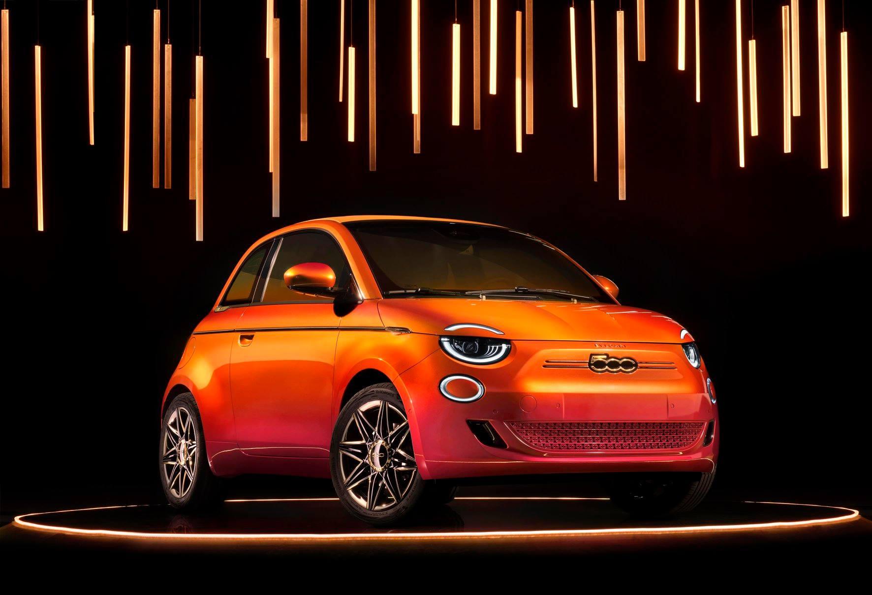 Fiat y Bvlgari presentan una joya automotriz