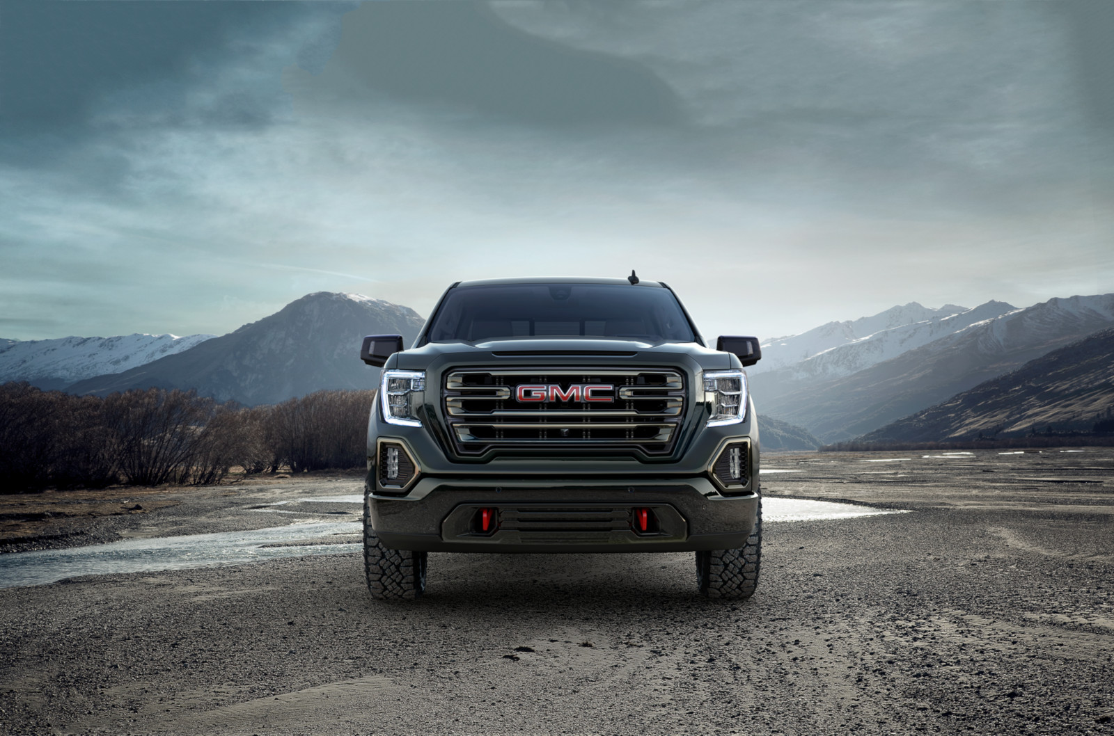 GMC Sierra AT4 CarbonPro, elegancia full-size