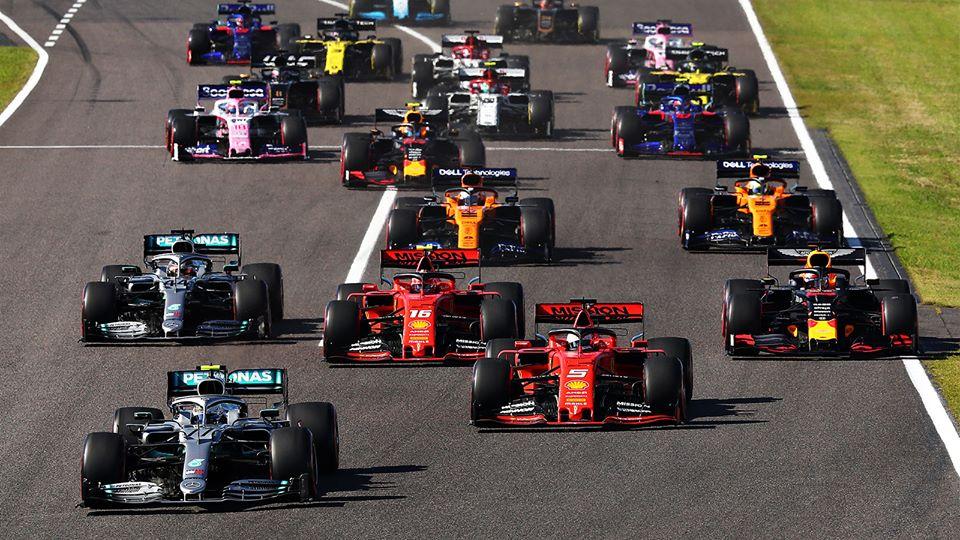 La temporada 2020 de la F1 se correrá, pero no como lo esperabas