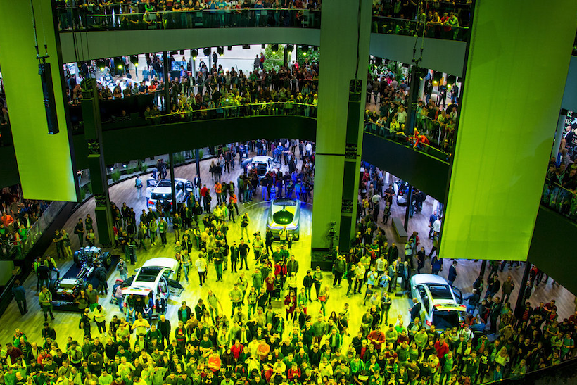 Autoshow de Frankfurt 2019