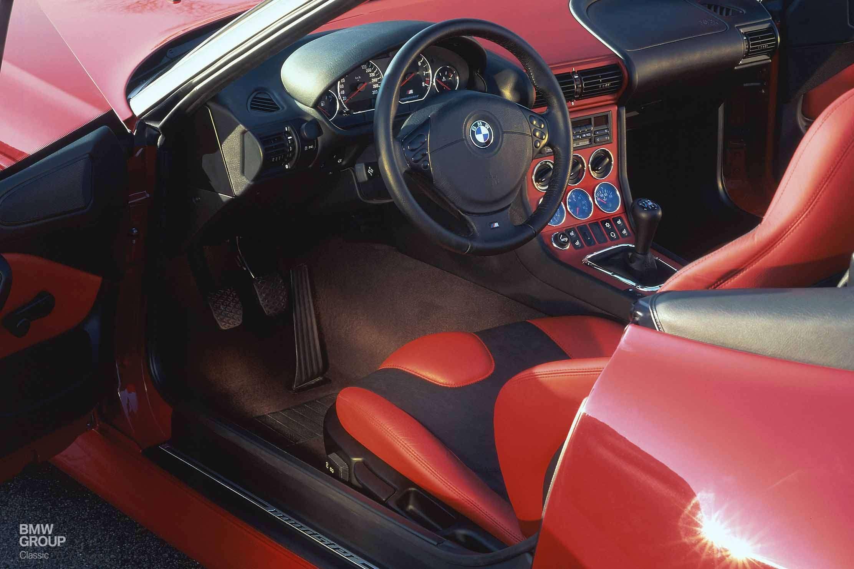 Interiores BMW Z3