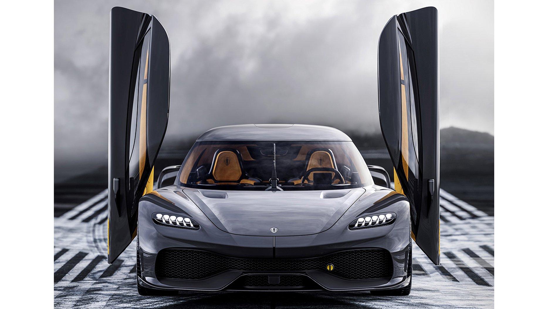 Koenigsegg Gemera GIMS 2020 - OPEN