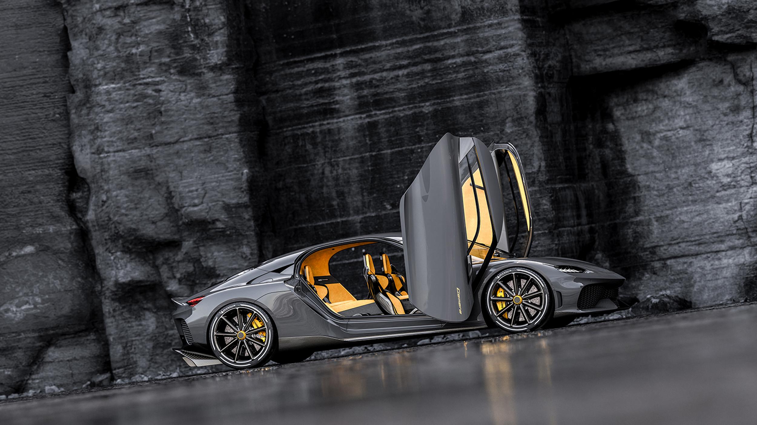 Koenigsegg Gemera, el primer hiperauto para cuatro