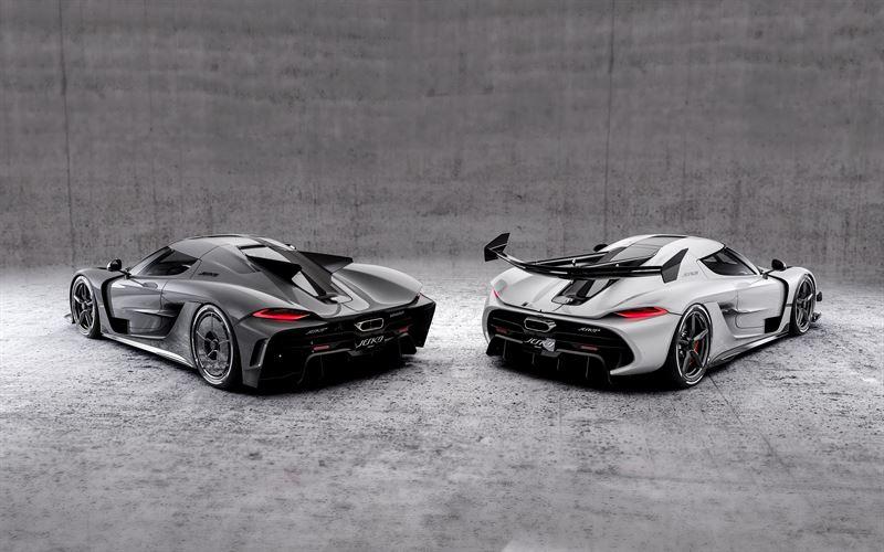 Koenigsegg Jesko Absolut GIMS 2020-2