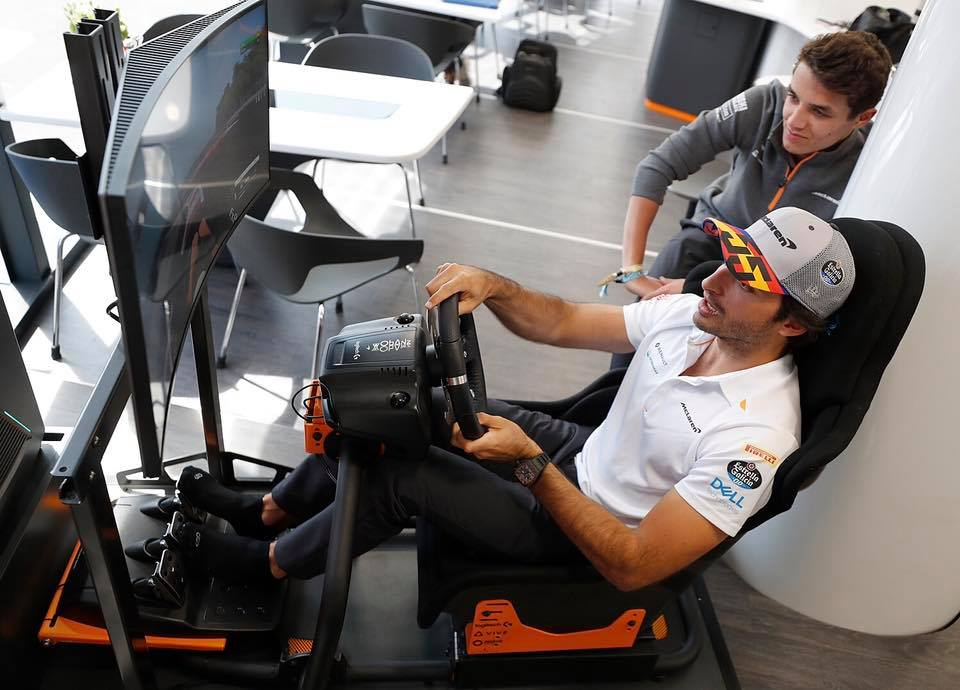 La Fórmula 1 ahora hará carreras virtuales