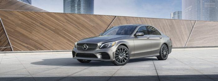 Mercedes-Benz Clase C 2020 tres cuartos