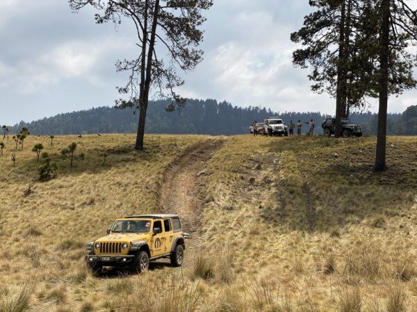 Mujeres 4x4 Mopar Jeep 6