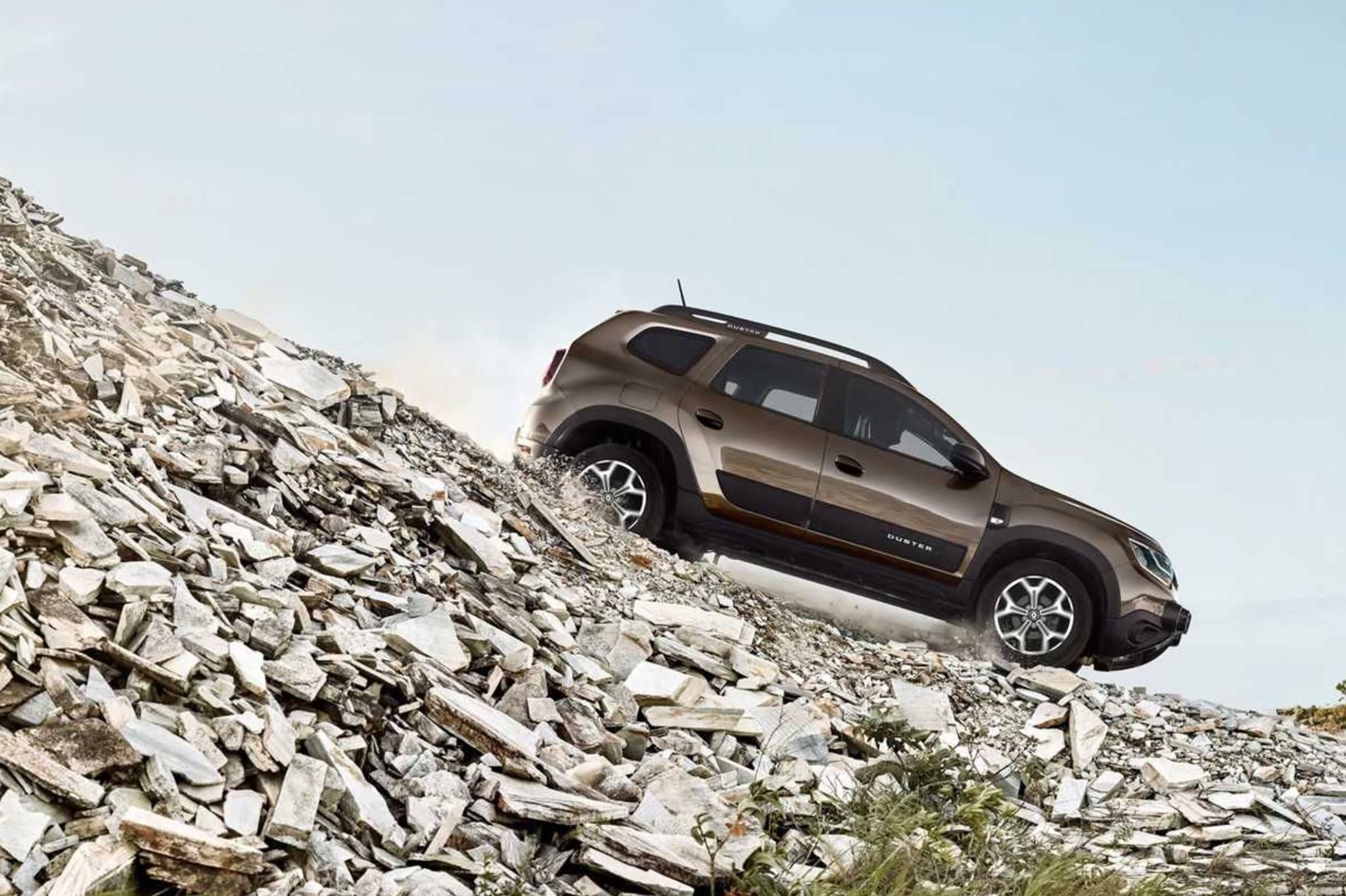 Nuevo Renault Duster llegara pronto a Mexico-2