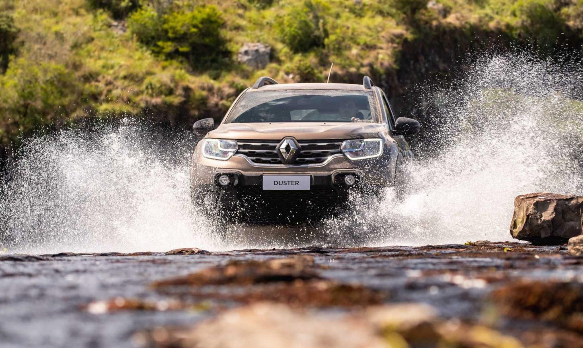 Nuevo Renault Duster llegara pronto a Mexico-8