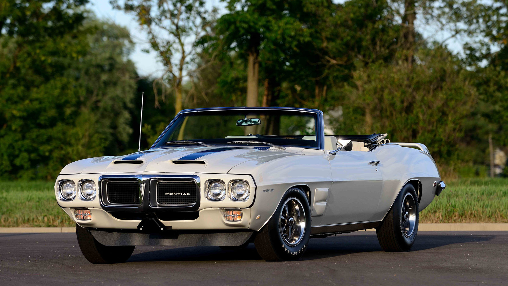 Pontiac Firebird Trans-Am 1969 Convertible