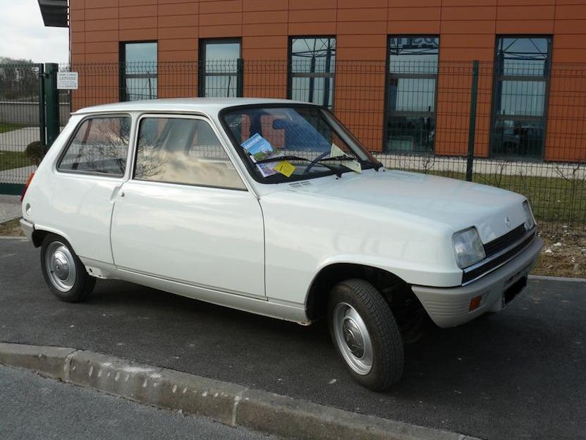 Renault en el séptimo arte