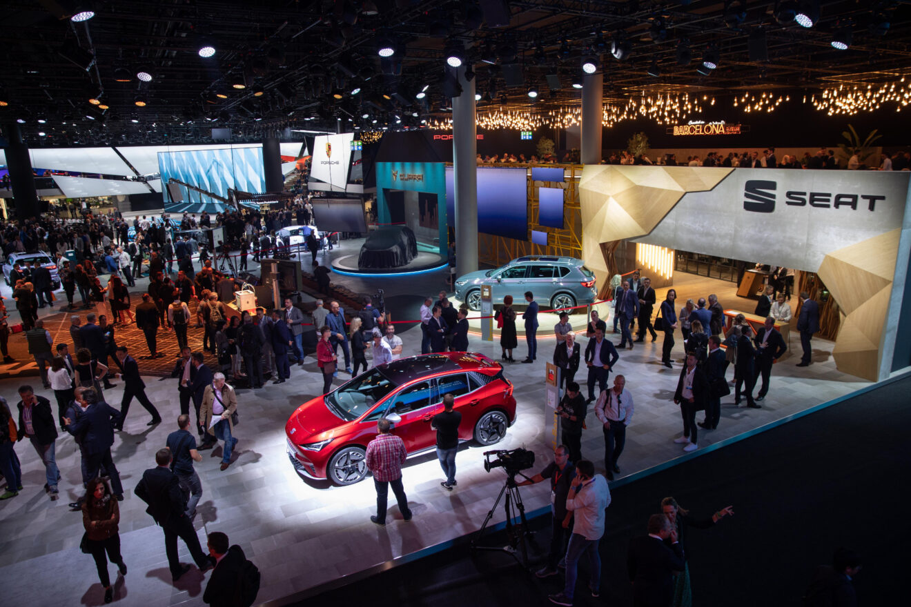 Salón del Automóvil de Múnich 2021