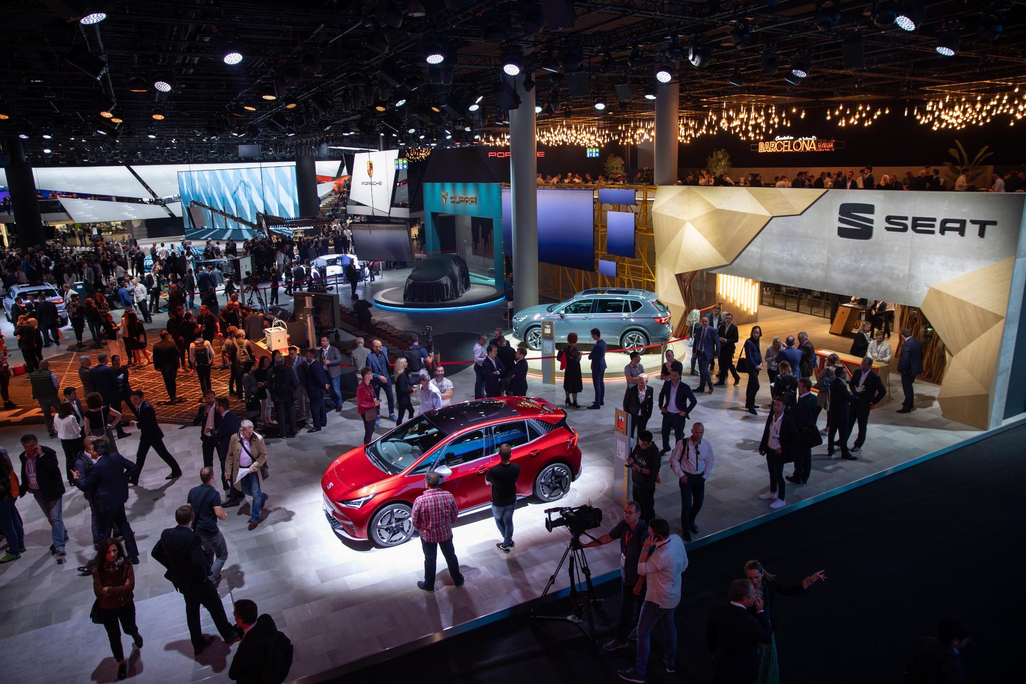 Salón del Automóvil de Múnich 2021, nace la próxima gran cita europea