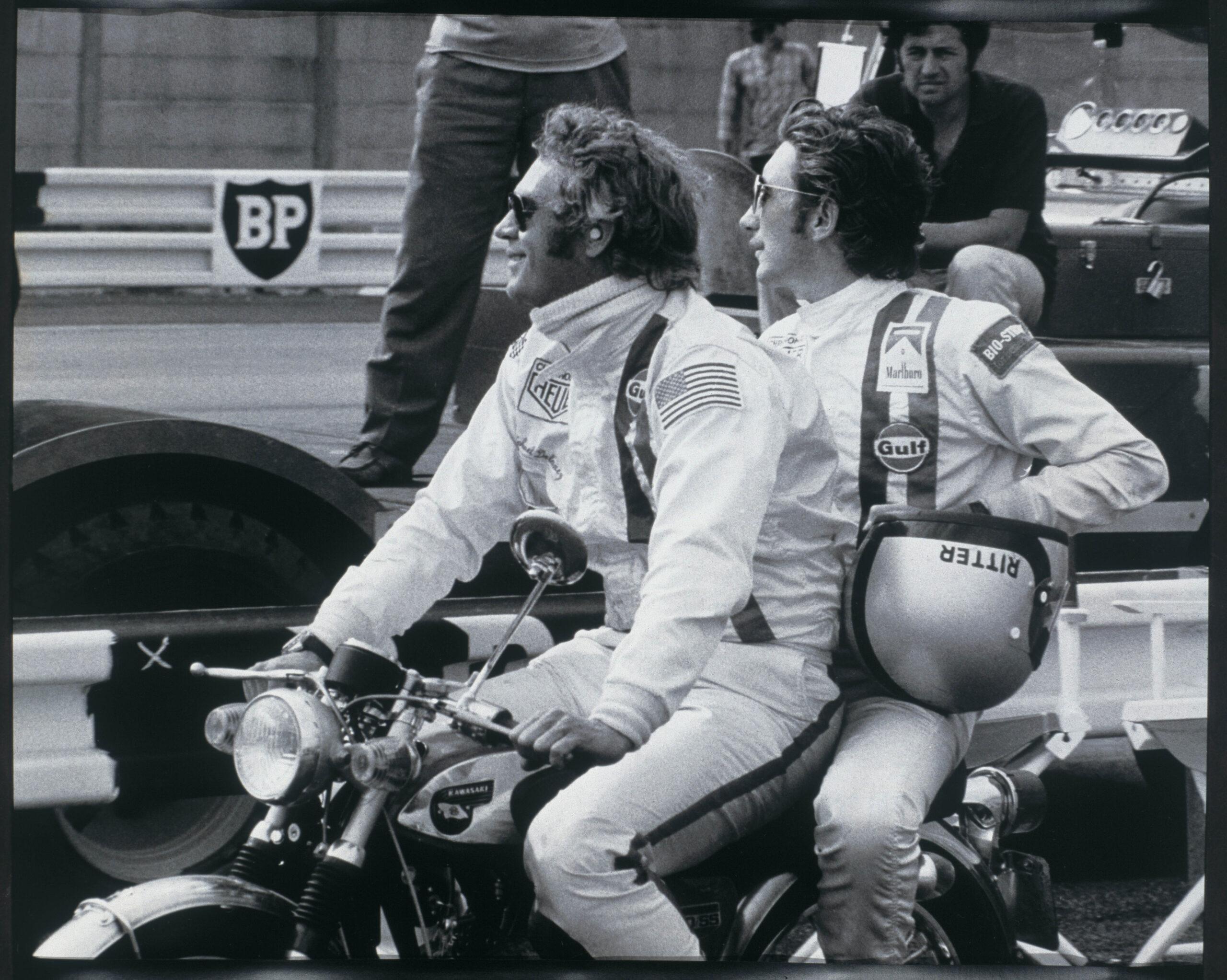 Steve McQueen, el actor que vivía a toda velocidad