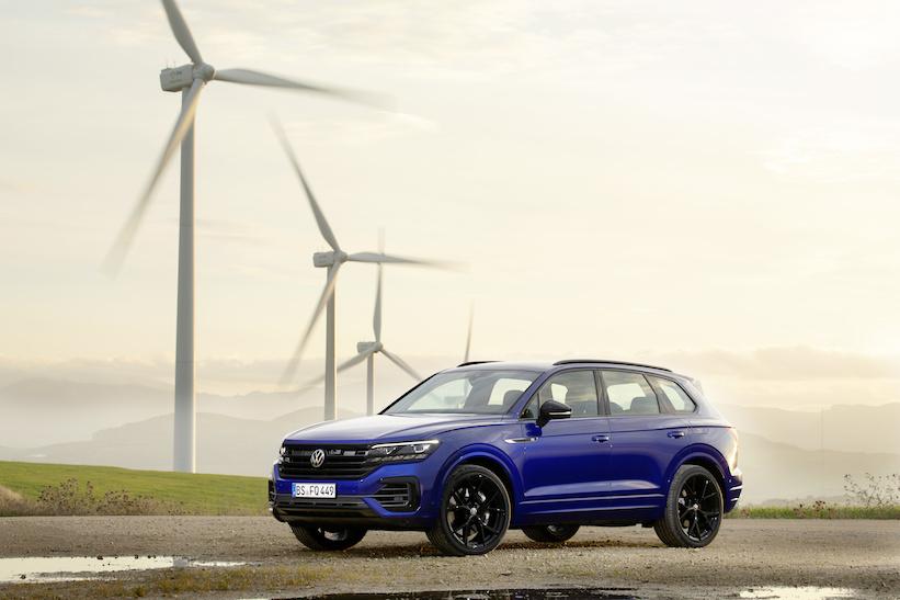 El SUV más poderoso de VW es híbrido y es el Touareg R