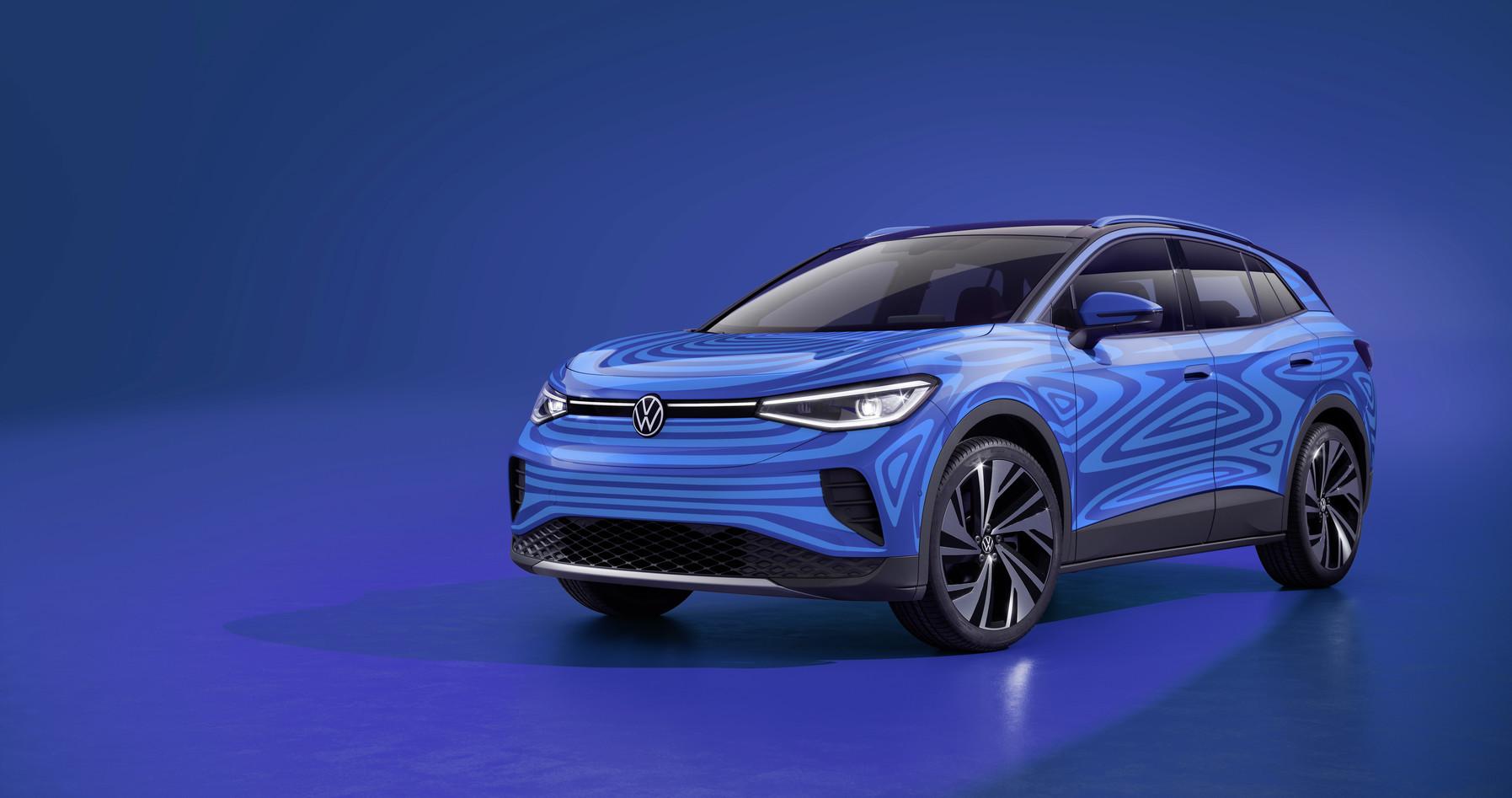 Con Volkswagen ID.4 se acelera en electrificación