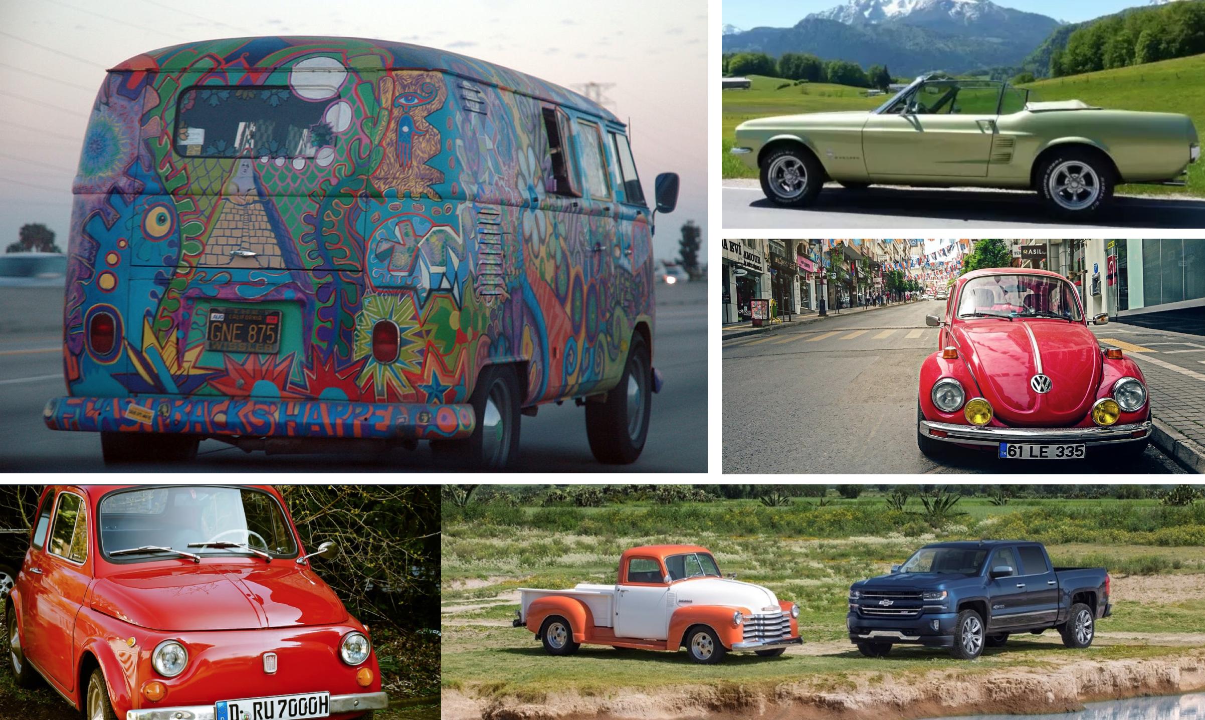 Autos que nos hacen (y siempre nos harán) ¡muy felices!