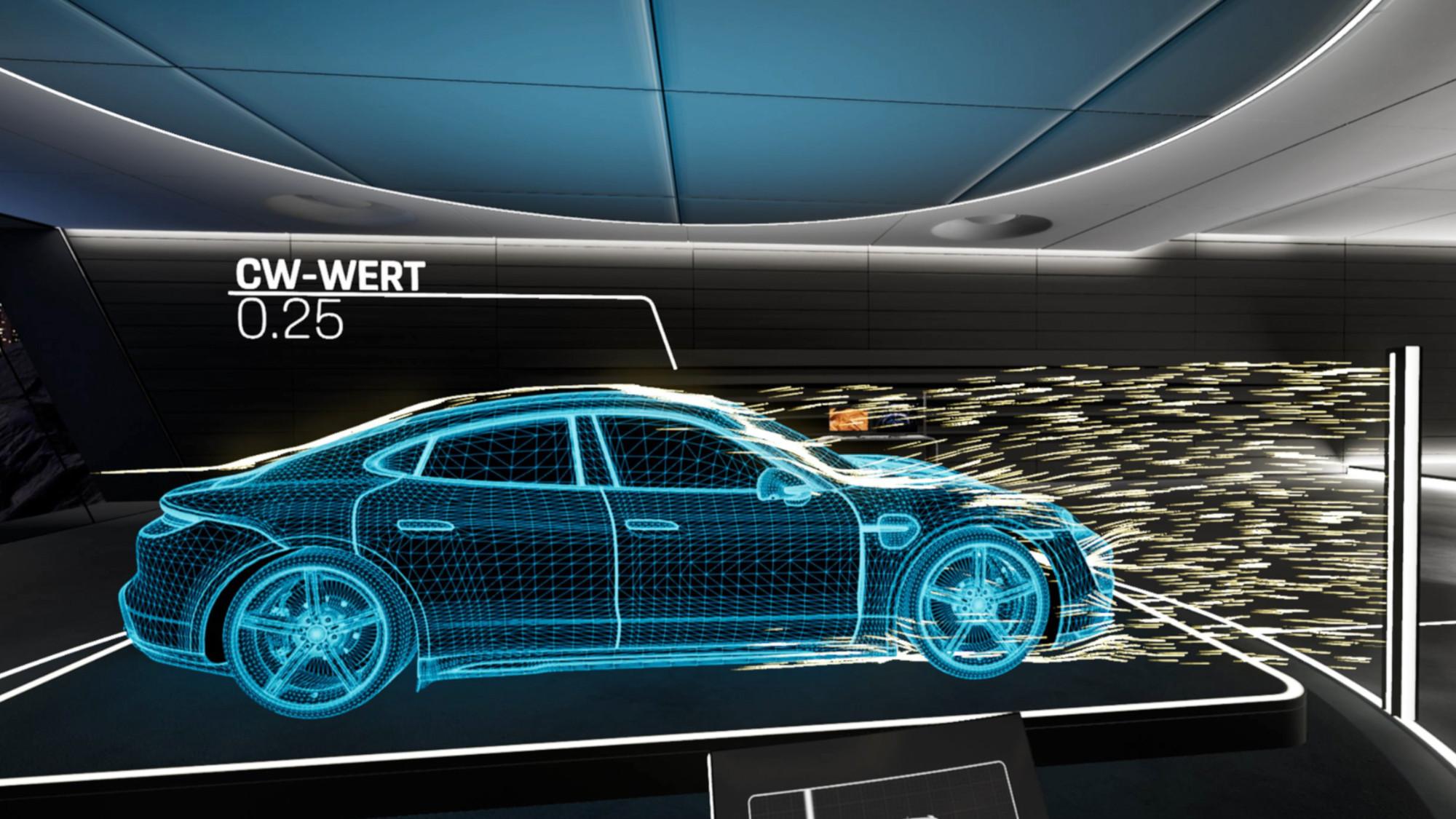 Conoce tu deportivo eléctrico de manera virtual con Taycan VR Experience