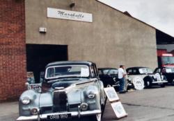 coleccionista autos clasicos Allan Marshall BNPS 4