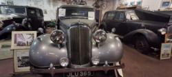 coleccionista autos clasicos Hansons Auctioneers 1