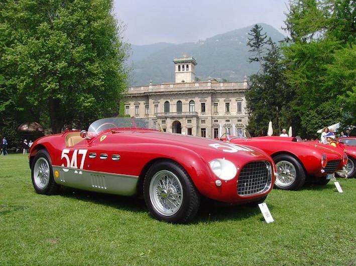 Se pospone el Concorso d'Eleganza Villa d'Este, en Italia.