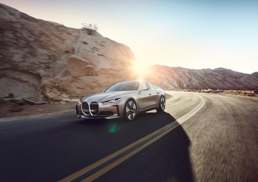 ¿Quién dice que el sonido de un auto eléctrico no es emocionante?