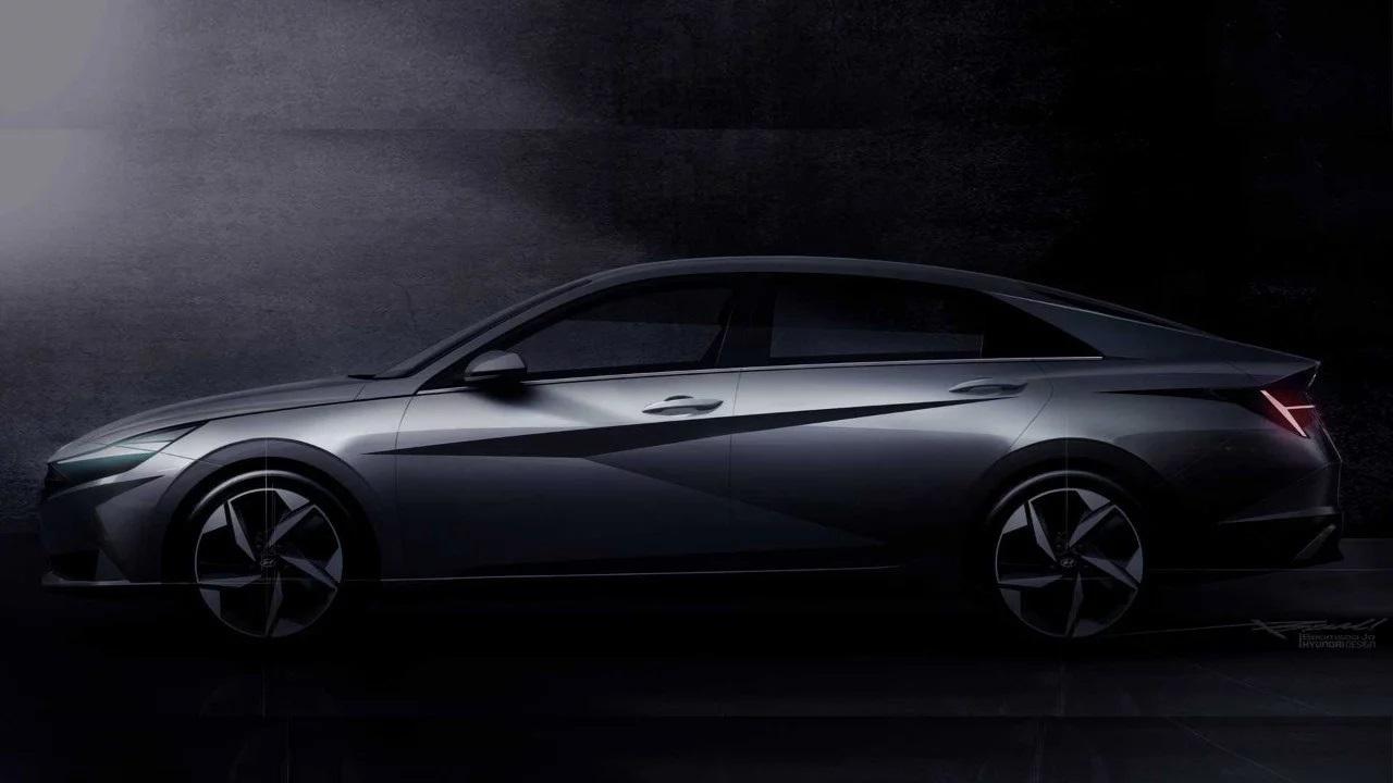 Nueva generación de Hyundai Elantra debutará el 17 de marzo