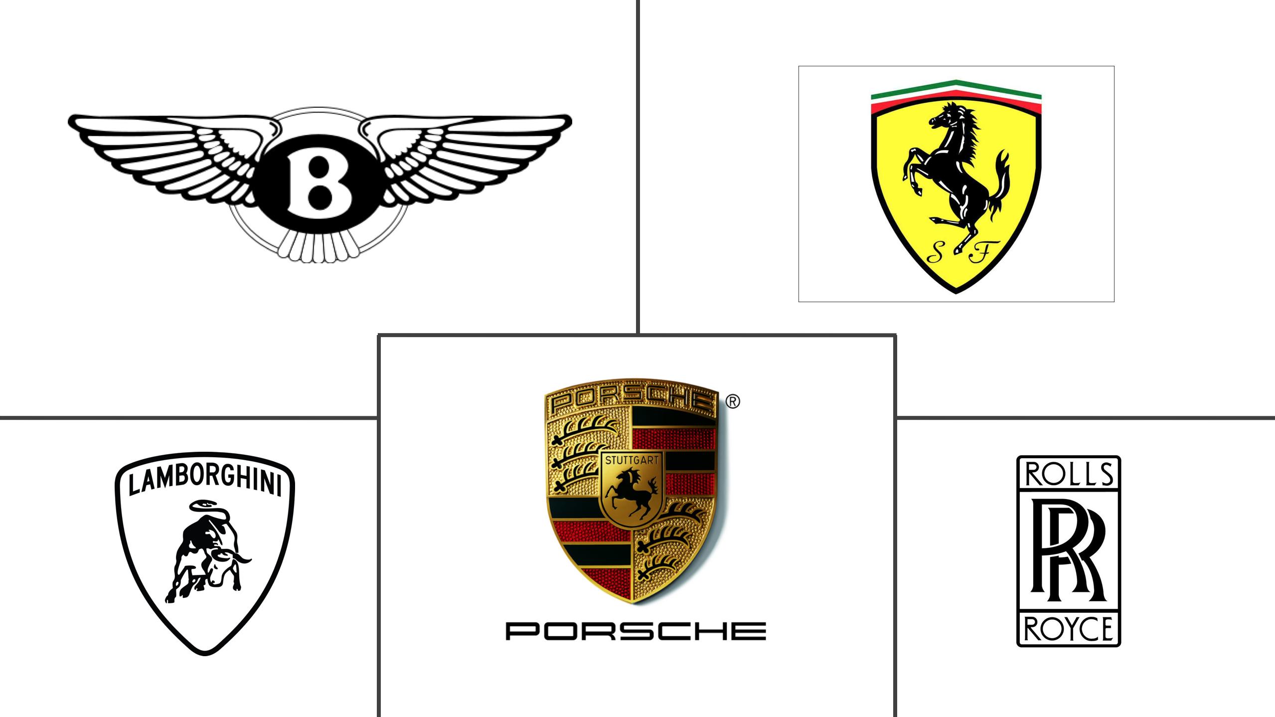 Descubre qué significan los logos de las marcas de autos