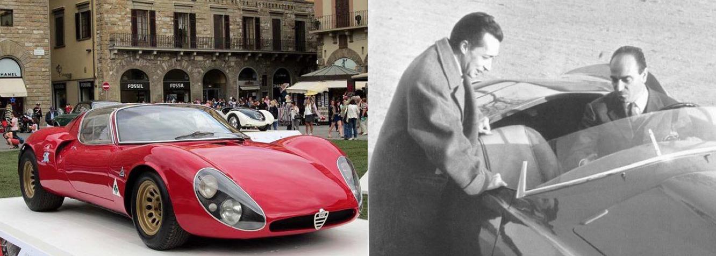 modelos automotrices que creó Franco Scaglione