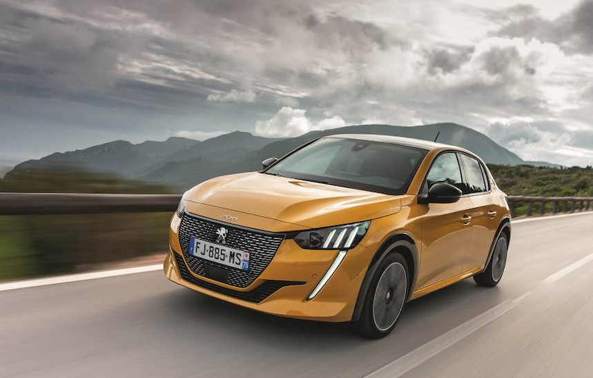 ¿Por qué Peugeot 208 fue nombrado Car of the Year?