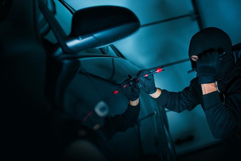 ¿Sabes cuáles son las autopartes más robadas?