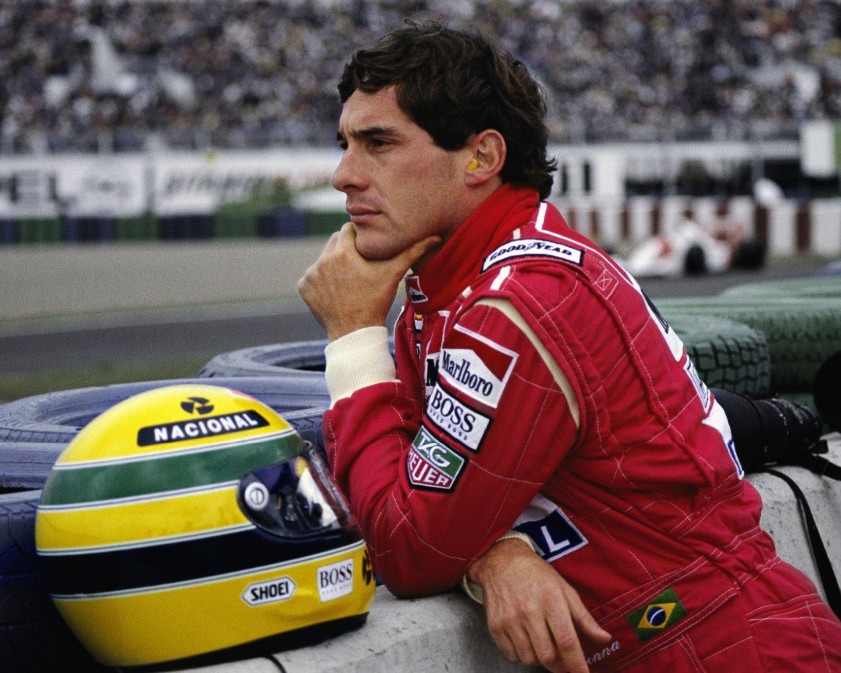 Ayrton Senna, las leyendas nunca mueren
