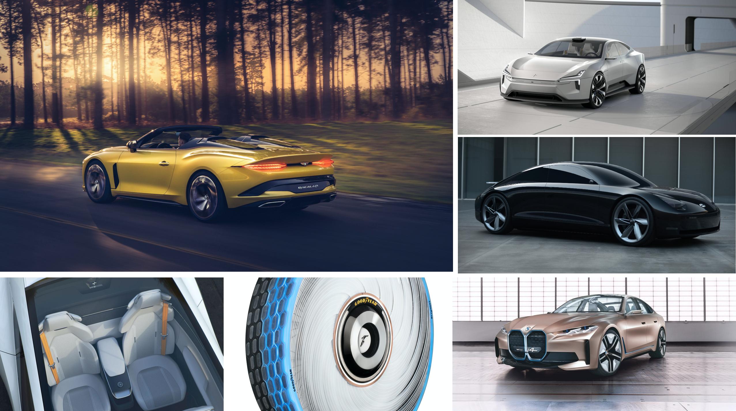 Sostenibilidad y tecnología en el Auto Show de Ginebra 2020