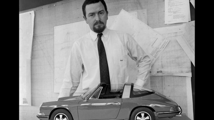 Ferdinand Alexander Porsche diseñador 911