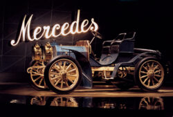 ¿Sabes cuál es el origen del nombre Mercedes-Benz?