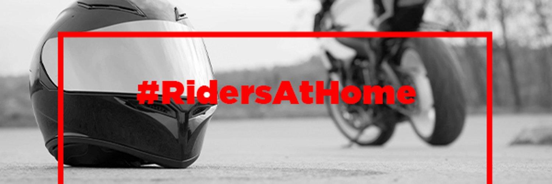 La FIM apuesta por la campaña #RidersAtHome