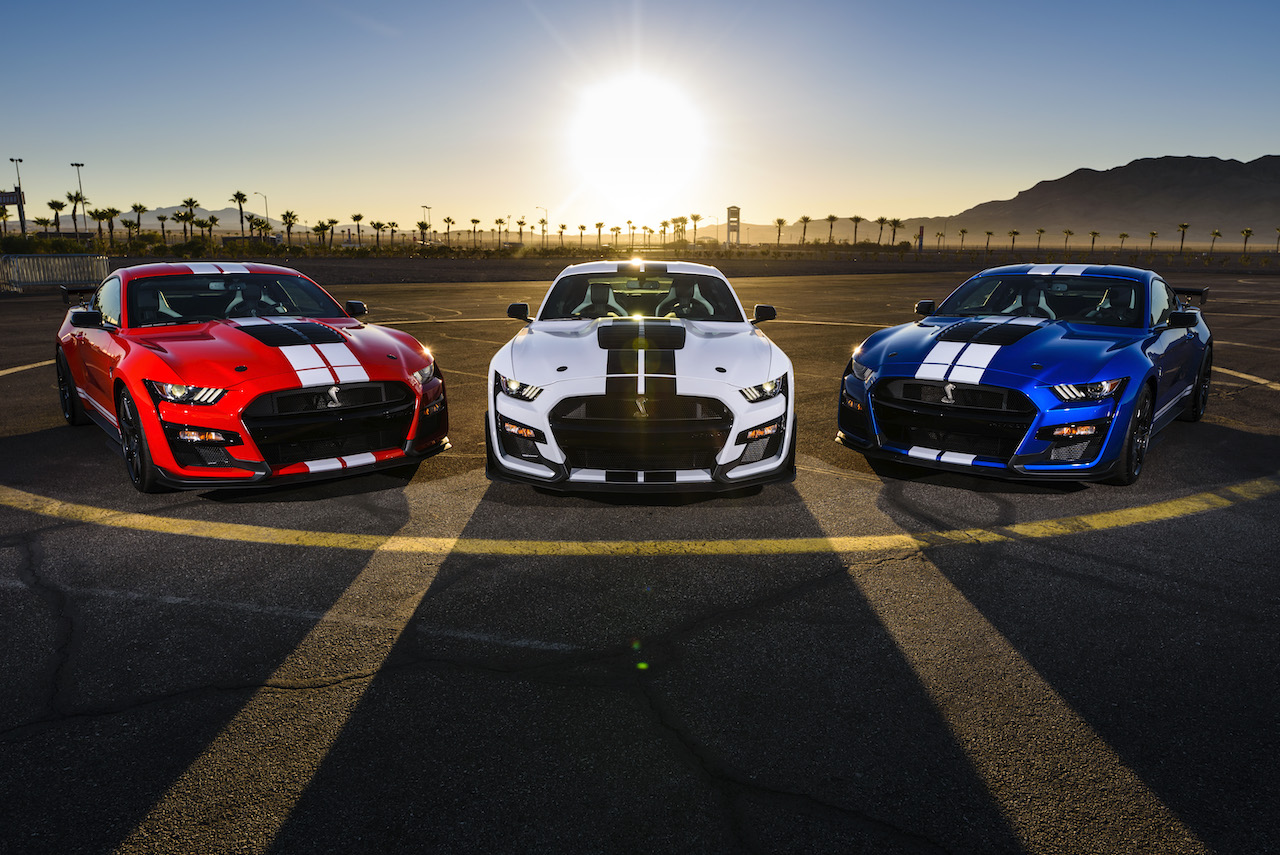Ford Mustang cumple 56 años convertido en el deportivo más vendido del mundo