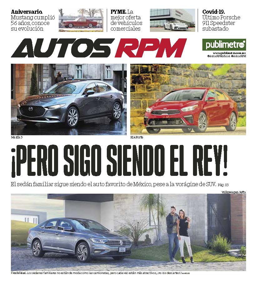 Suplemento Autos RPM del 23 abril 2020