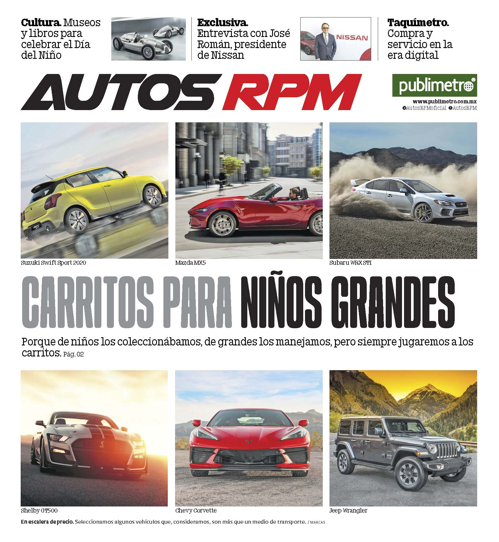 Autos_Publimetro del 3 abril 2020