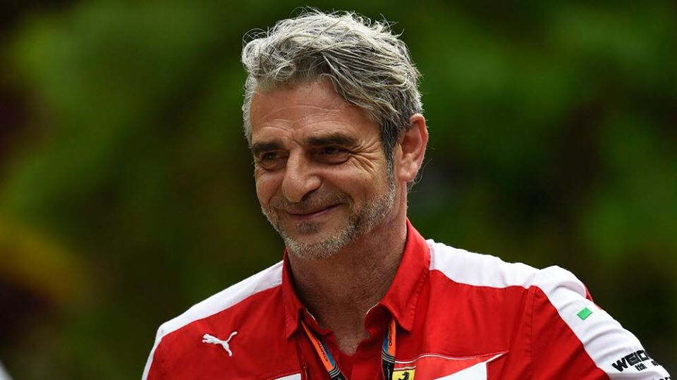 Mauricio Arrivabene, de Ferrari a conductor de ambulancia