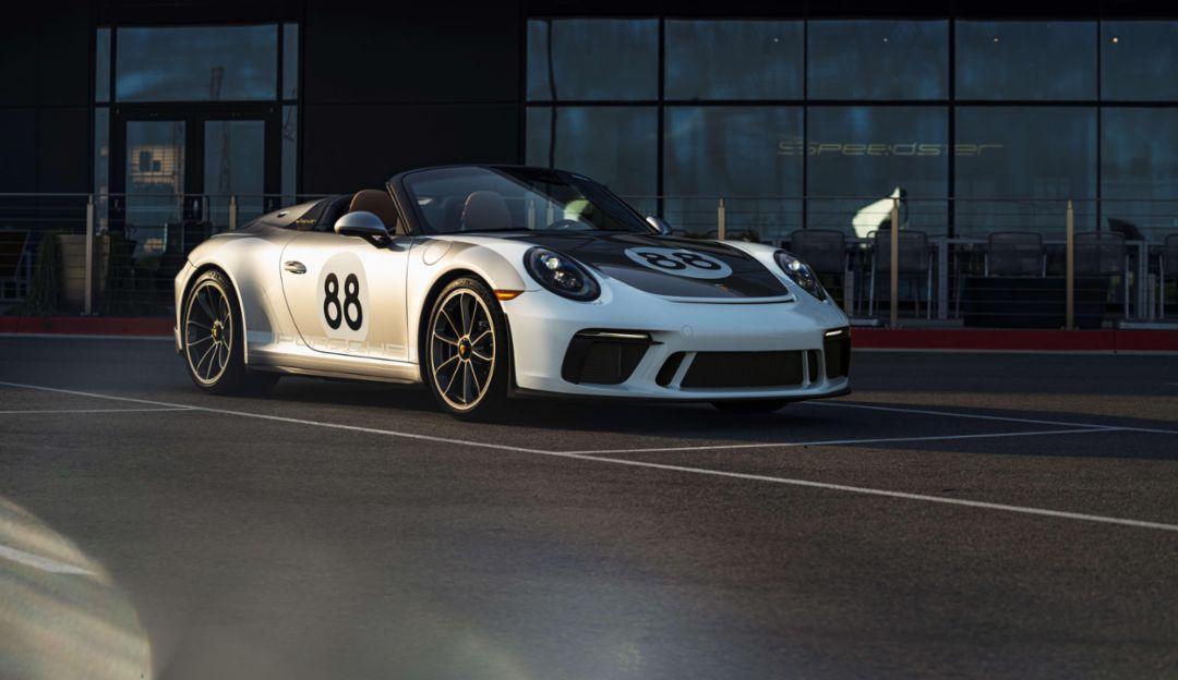 550 mil dólares por el último Porsche 911 generación 991