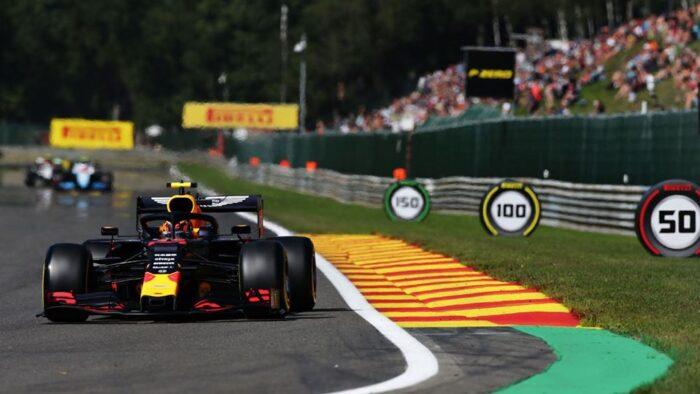 Bélgica suspende la venta de boletos para su GP de F1