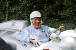 """Muere Sir Stirling Moss, """"el campeón sin corona"""""""