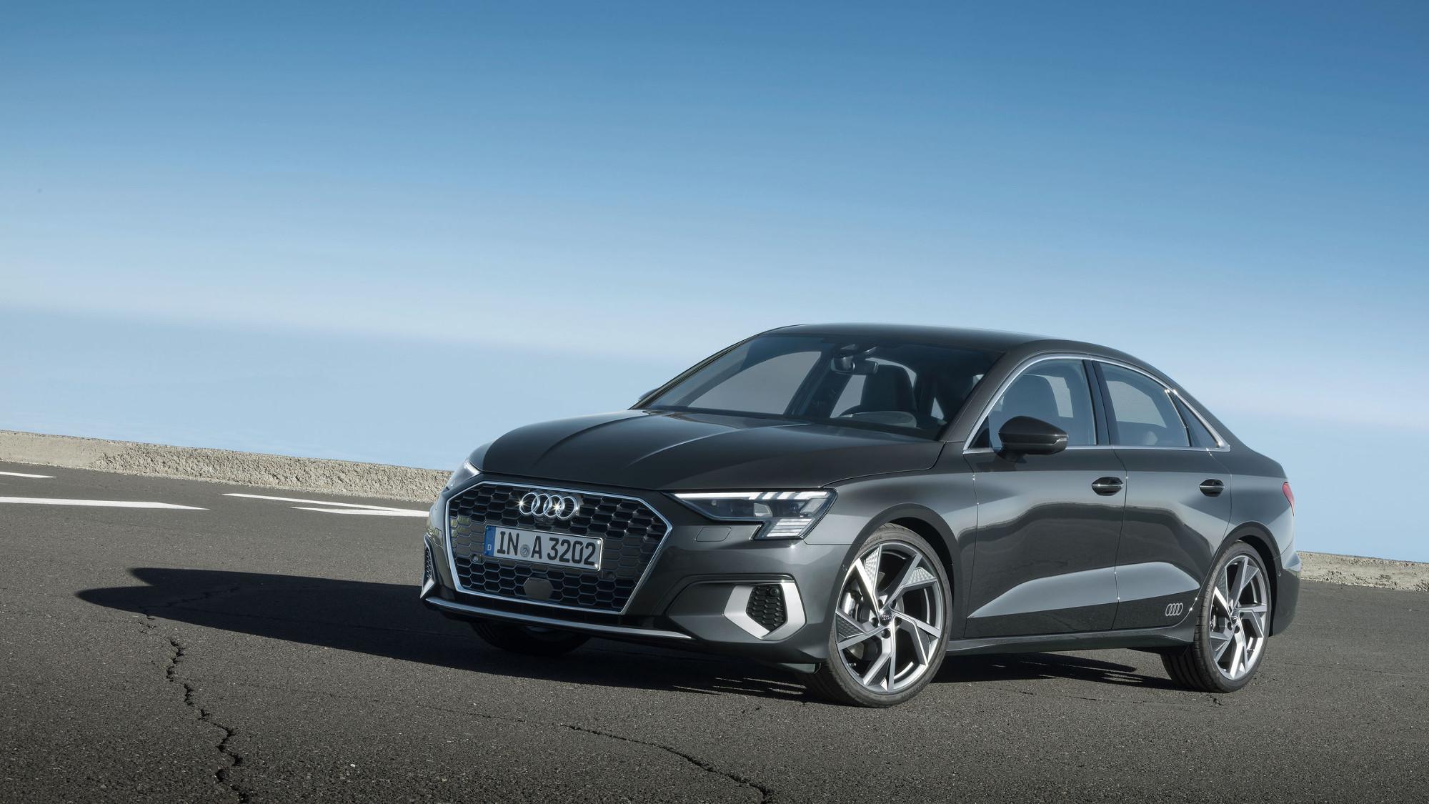 Conoce todos los detalles del nuevo Audi A3 sedán