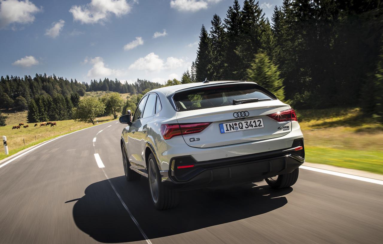 Nuevo Audi Q3 Sportback: el SUV compacto que estabas esperando