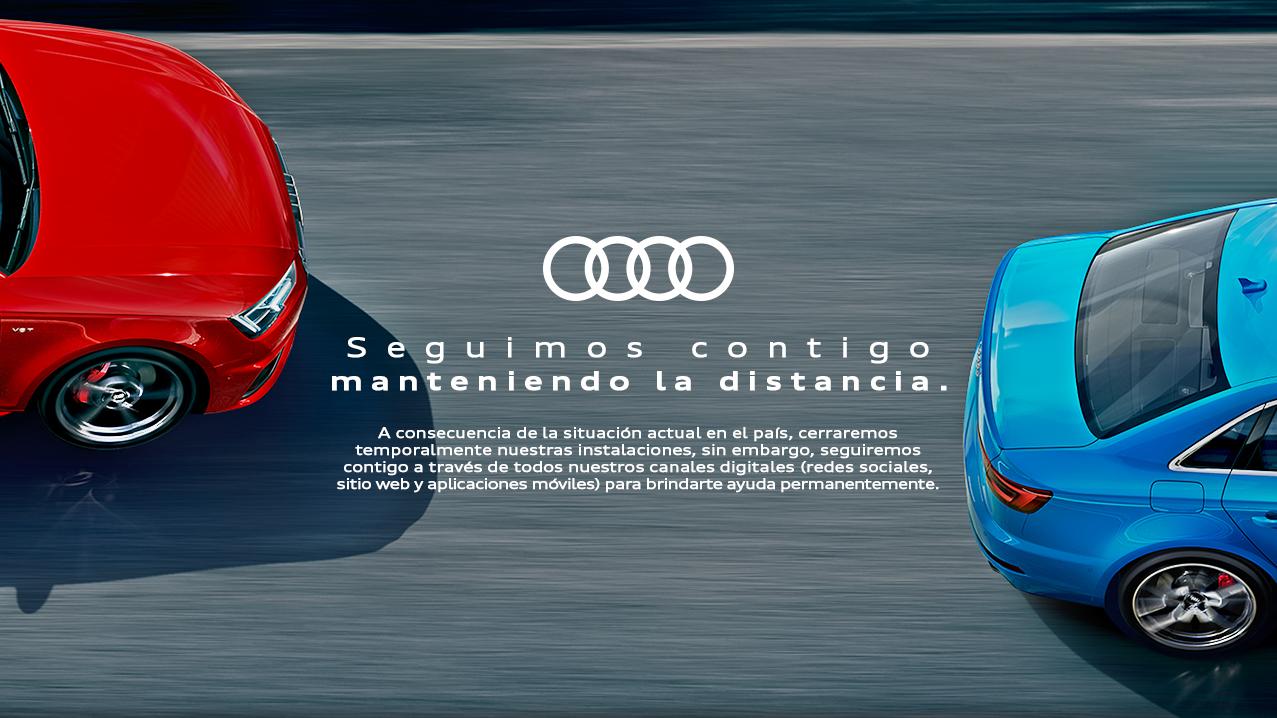 Audi cierra concesionarios