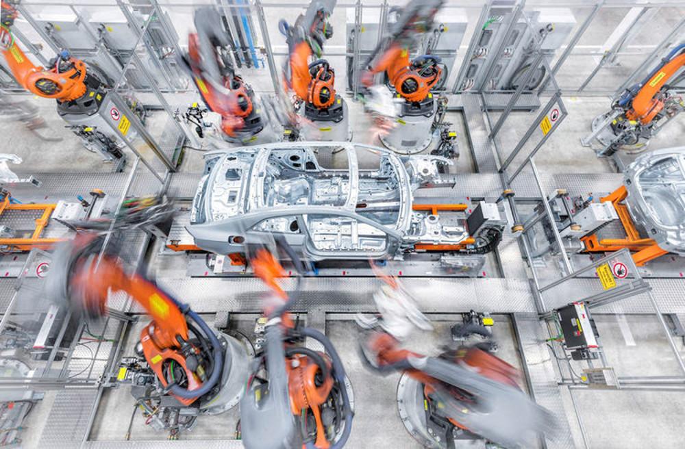 Audi abre su planta de Ingolstadt de manera virtual con AudiStream