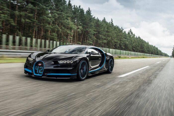 Bugatti-Chiron-record